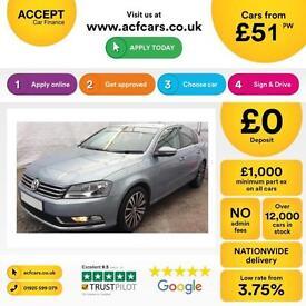 Volkswagen Passat CC 2.0TDI FROM £51 PER WEEK!