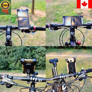 Motorcycle/ Bicycle GPS Adjustable Anti-Shake Smart Phone Holder