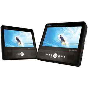 Coby TF-DVD7750 7-Inch Portable Tablet Style DVD Player