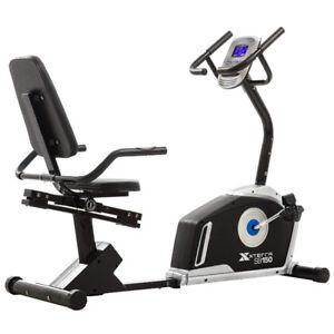 XTERRA Fitness SB150 Recumbent Bike with 24 Magnetic $210