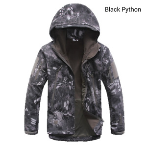 BRAND NEW Black phython tactical jacket