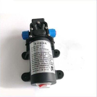 12v 70w 6lmin Mini Oil Pump For Diesel Gasoline Kerosene Transfer Pump