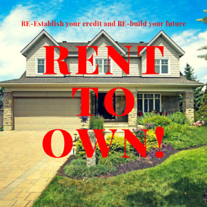 RENT TO OWN!!!!