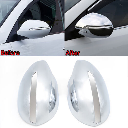 Accessories for Kia Sportage 2010-2015 Chrome Door Handle Cover Cut Tuning