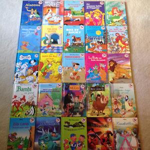 25 livres pour enfants de Disney à petit prix