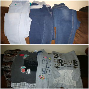 Girls winter clothes size 10-12
