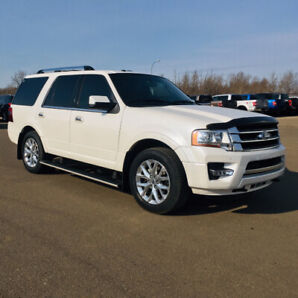 2016 Ford Expedition Limited 4x4 Moonroof, Power Running Boards