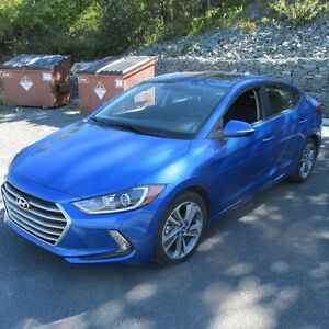 2017 Hyundai Elantra GLS Sedan SUNROOF! HEATED SEATS BACK UP CAM
