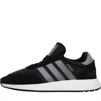 Adidas Originals unisex I-5923 (B27872) Trainers Core Black/Grey Footwear White