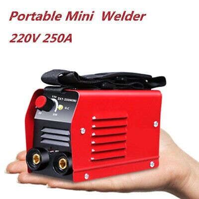 Arc Igbt Inverter Arc Portable Electric Welding Machine 220v 250a Power Tool Mma
