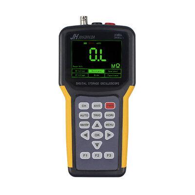 Handheld Oscilloscope 20mhz 200mss Li-battery 3.2 Tft Lcd Multimeter 2in1