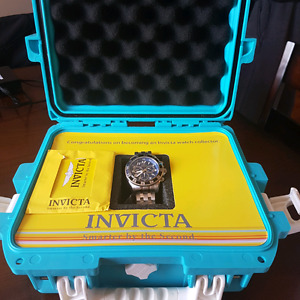 Invicta limited edition watch.