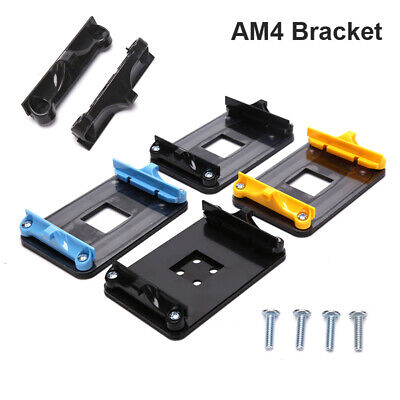 Cpu Heatsink Mount Bracket Back Plate Amd Ryzen Socket Am4 Cpu Fan Coo N