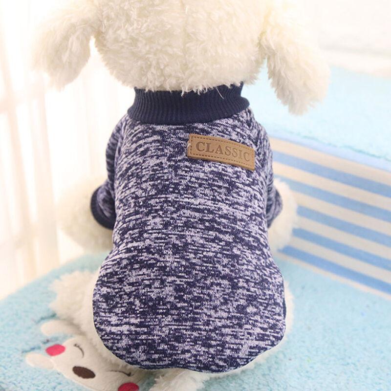 New Pet Coat Dog Jacket Winter Clothes Puppy Cat Sweater Clothing Coat Apparel