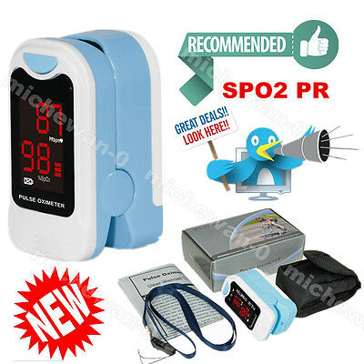 Contec Cms50m Pulse Oximeter Fingertip Blood Oxygen Spo2 Pulse Rater Monitor Ce