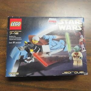 LEGO Star Wars: Jedi Duel 7103 BRAND NEW
