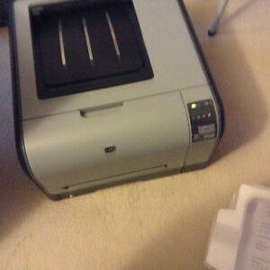 HP Color Laserjet CP1515N Printer Regina Regina Area image 1