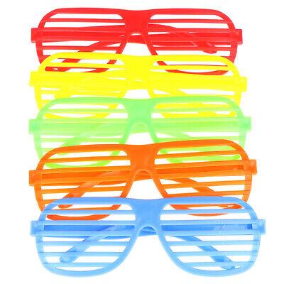 Shutter Shades Brille Sonnenbrille Club Party Kostüm Party Festival DekorationBC
