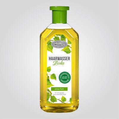 Original Hagners Birken-Haarwasser ohne Fett 500 ml Art.-Nr.: 2925