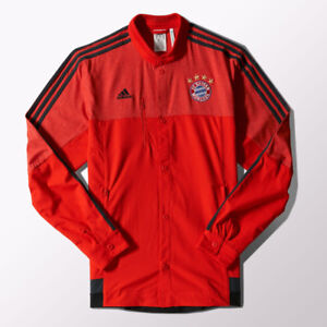 Brand New Bayern Munich Official Adidas Training Jacket Medium