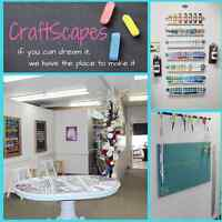 CraftScapes Loft - See it! Love it! Make it!