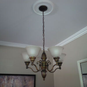 Chandelier light Dining room