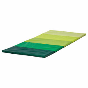 Looking for PLUFSIG folding gym mat Ikea