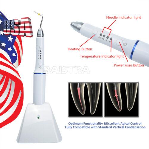 AZDENT Dental Obturation Pen J1SS 100-240V Heating time 2 Seconds DC.3.6V