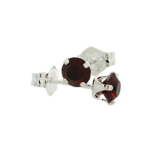 Sterling Silver Swarovski Crystal Birthstone Stud Earrings $6 ea Windsor Region Ontario image 4