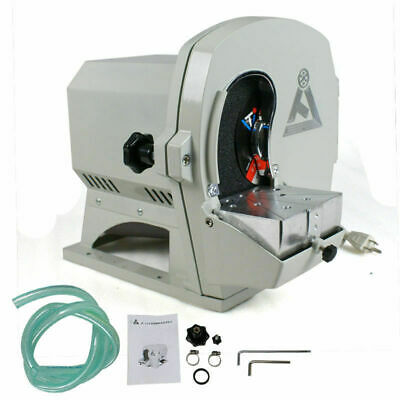 500w Dental Wet Model Trimmer Abrasive Machine Gypsum Arch Inner Disc Wheel Jt19