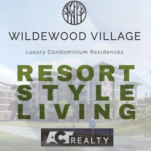 WILDEWOOD VILLAGE - Multiple Condos to choose from!