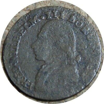 elf East Prussia Poland 3 Groschen 1803 A  Friedrich Wilhelm III