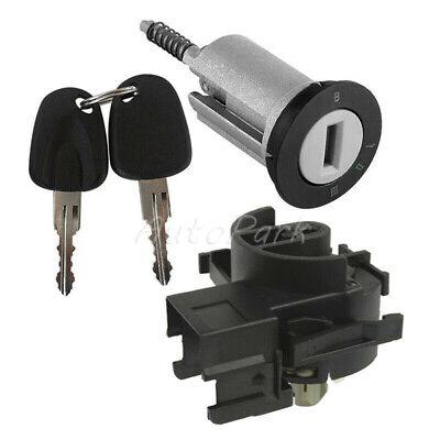 Ignition Barrel Lock + Switch For VAUXHALL OPEL TIGRA-B CORSA C MERIVA-A UK 4
