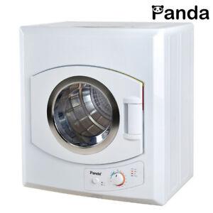 Panda Portable Compact Cloths Dryer Apartment Size 8.8lbs Capaci