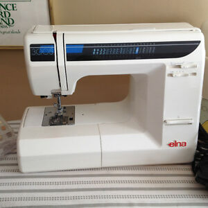 Elna 3005 Electronic Sewing Machine