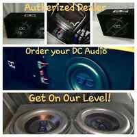 Mobile audio installations & sales