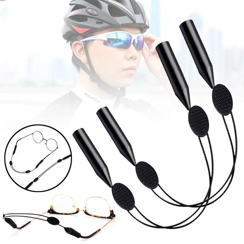 2x Adjustable Eyeglasses Glasses Strap Rope Sunglass Neck Co