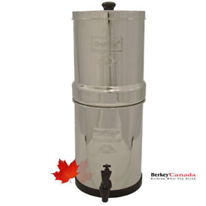 Imperial Berkey Water Purification System-Rethink What You Dri