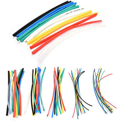 70pcs Assortment 21 Heat Shrink Tubing Tube Sleeving Wrap Wire Cable Kit Zs