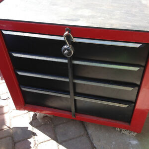 "A very nice tool box chest it is 17"" x 29"" selling for $130"