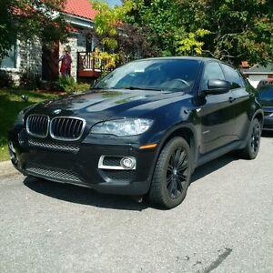 2013 BMW X6 M package VUS