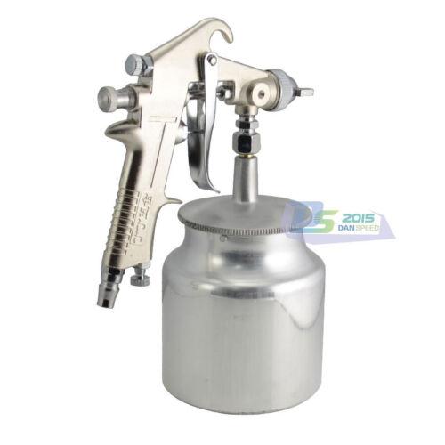 High Quality 750cc Siphon Feed Paint Spray Gun Sprayer Auto Car Home Air Tools