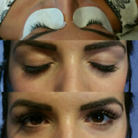"""EYELASH EXTENSION CLASSES - IN OTTAWA!!!"
