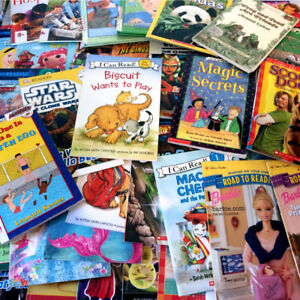 129 Level Reader Books Hello Early Step Into Reading Pre 1,2,3,4
