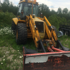 1995 JCB with Various Attachments