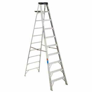 Looking for 14-16ft step ladder!
