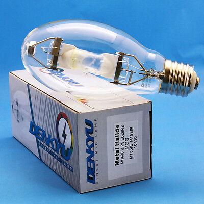 MH400/U/PS/4K/ED28 DENKYU 10410 400W Pulse Start Metal Halide Lamp M135/E - 400w Pulse Start Metal
