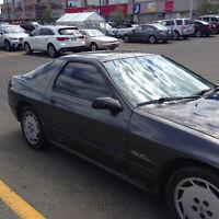1988 Mazda RX-7 Turbo Coupe - $4500