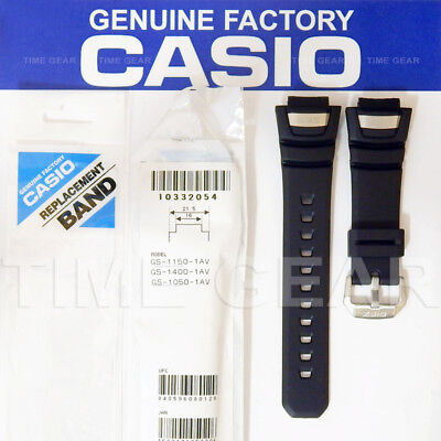 CASIO 10332054 G-SHOCK GIEZ BAND GS-1150 GS-1400 GS-1050 GS-1001 GS-1100 GS-1000 for sale  Shipping to Canada