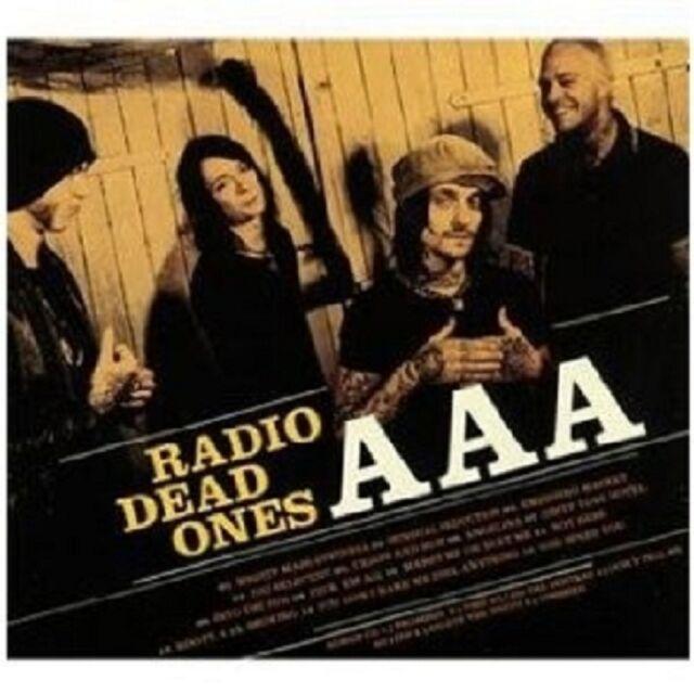 """RADIO DEAD ONES """"AAA"""" CD 15 TRACKS NEU"""